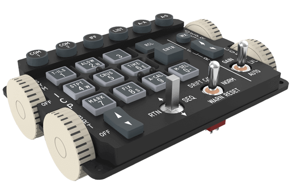SIMGEARS - F16ICP-LT Replica for Flight Simulators
