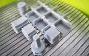 Simgears ICP-LT parts 3D printing